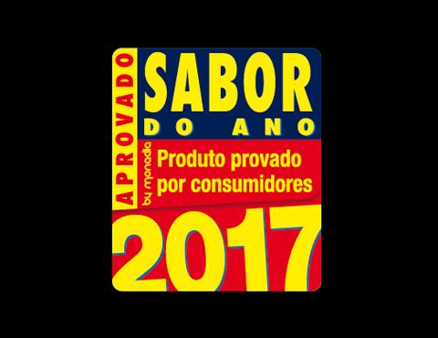 Sabor do ano 2017