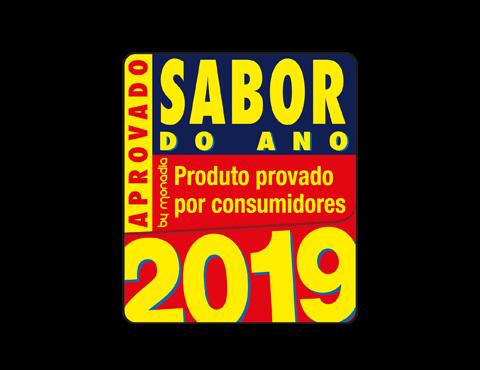 Sabor do ano 2019