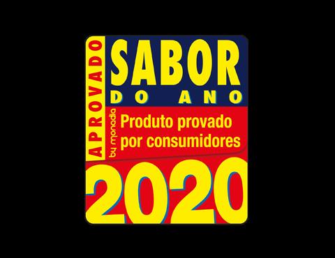 Sabor do ano 2020