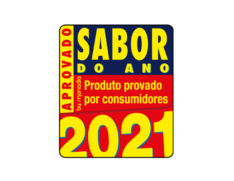 Sabor do ano 2021