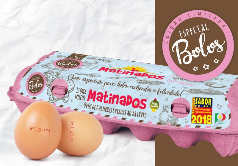 MATINADOS EDIÇÃO ESPECIAL BOLOS