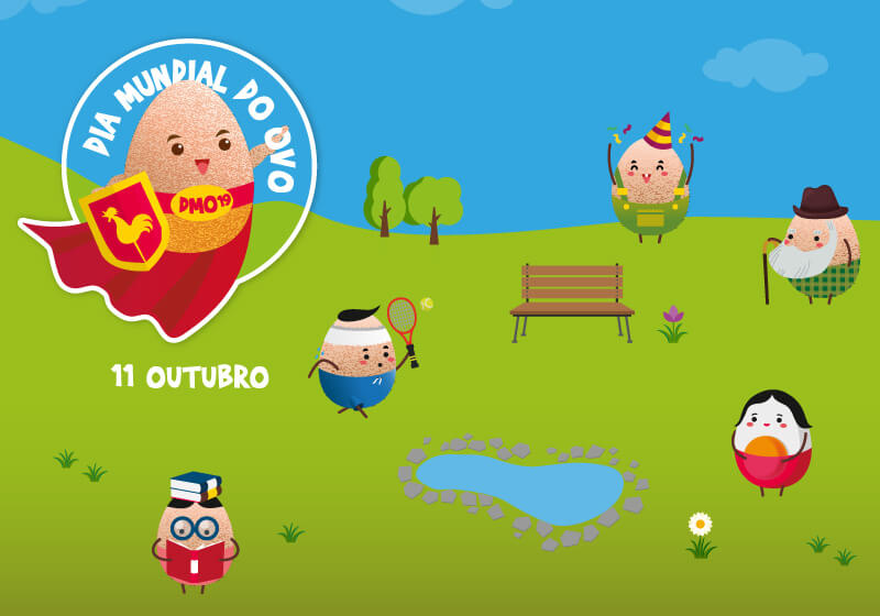 PASSATEMPO DIA MUNDIAL DO OVO 2019